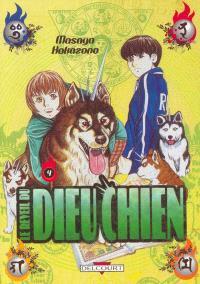 Inugami : le réveil du dieu chien. Volume 4