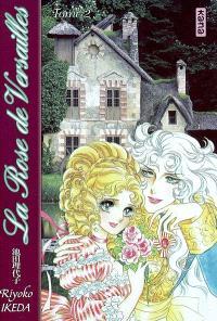 La rose de Versailles : Lady Oscar. Volume 2