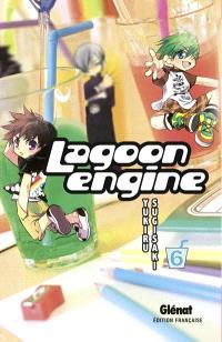 Lagoon engine. Volume 6