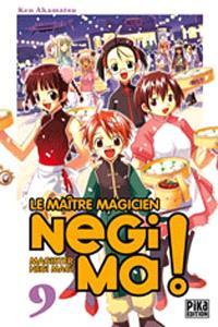 Le maître magicien Negima !. Volume 9