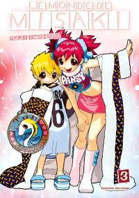 Le monde de Misaki. Volume 3