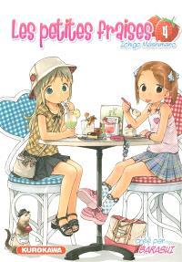 Les petites fraises = Ichigo mashimaro. Volume 4