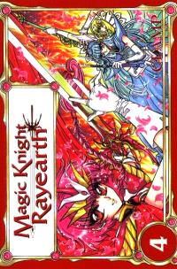 Magic knight Rayearth. Volume 4