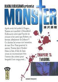 Monster. Volume 13, Evasion