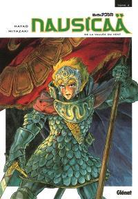 Nausicaä : de la vallée du vent. Volume 3