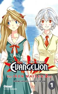Neon-Genesis Evangelion : the Iron Maiden 2nd. Volume 1