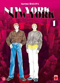 New York, New York. Volume 1