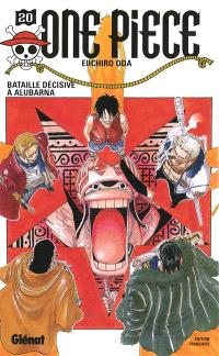 One Piece. Volume 20, Bataille décisive à Alubarna