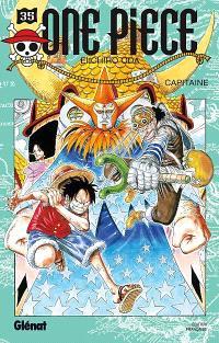 One Piece. Volume 35, Capitaine