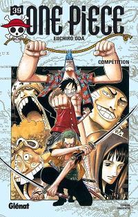 One Piece. Volume 39, Compétition