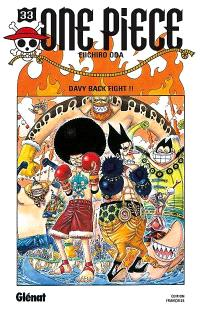 One Piece. Volume 33, Davy back fight !!