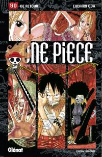 One Piece. Volume 50, De retour