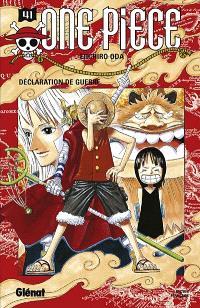 One Piece. Volume 41, Déclaration de guerre