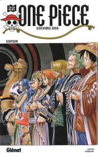 One Piece. Volume 22, Espoir