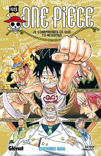 One Piece. Volume 45, Je comprends ce que tu ressens