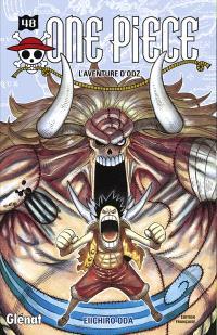 One Piece. Volume 48, L'aventure d'Odz