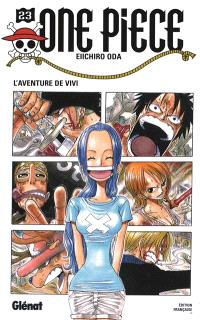 One Piece. Volume 23, L'aventure de Vivi