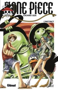 One Piece. Volume 14, L'instinct