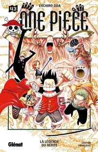 One Piece. Volume 43, La légende du héros