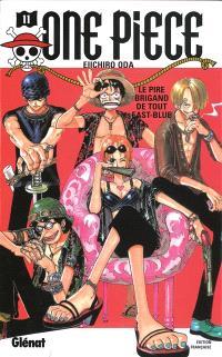 One Piece. Volume 11, Le pire brigand de tout East-Blue