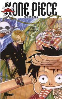 One Piece. Volume 7, Le vieux schnock