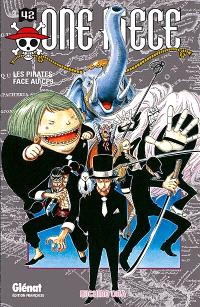 One Piece. Volume 42, Les pirates face au CP9