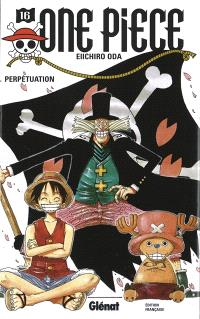One Piece. Volume 16, Perpétuation