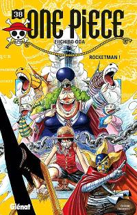 One Piece. Volume 38, Rocketman !