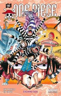 One Piece. Volume 55, Un travelo en enfer