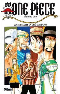 One Piece. Volume 34, Water seven, la cité sur l'eau