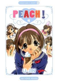 Peach !. Volume 4