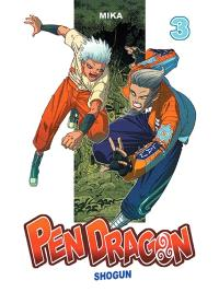 Pen dragon. Volume 3