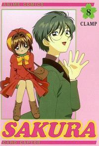 Sakura : card captor. Volume 8