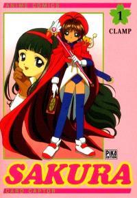 Sakura : card captor. Volume 1