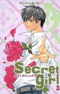 Secret girl. Volume 3