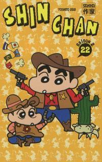 Shin Chan, saison 2. Volume 22