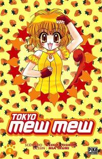 Tokyo Mew Mew. Volume 4