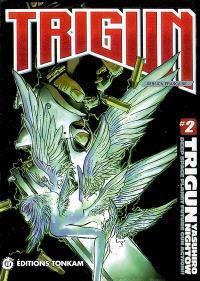 Trigun. Volume 2