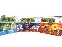 +Anima, pack découverte T. 1, 2 et 3