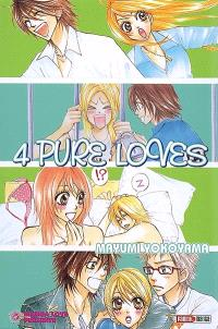 4 pure loves. Volume 1