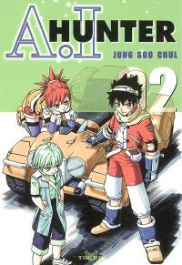 A.I. Hunter. Volume 2