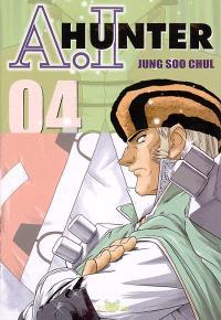 A.I. Hunter. Volume 4