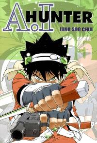 A.I. Hunter. Volume 5