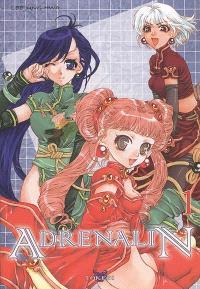 Adrenalin. Volume 1
