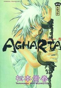 Agharta. Volume 5