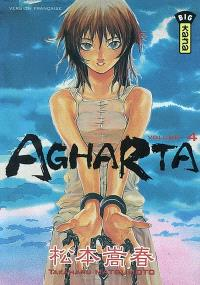 Agharta. Volume 4