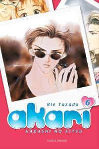 Akari : hadashi no aitsu. Volume 6
