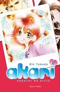 Akari : hadashi no aitsu. Volume 8