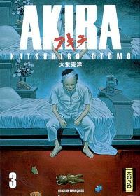 Akira. Volume 3, Combat à la pouponnière