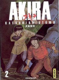 Akira. Volume 2, Le mystérieux Projet Akira
